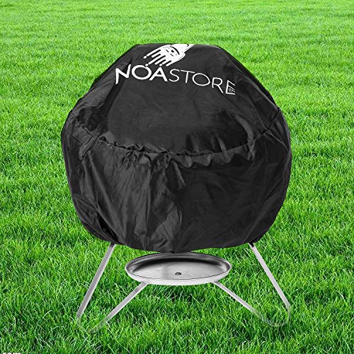 """BBQ Grill Cover fits Weber Smokey Joe Silver Serving IndoorOutdoor round 14\""""-15\"""""""