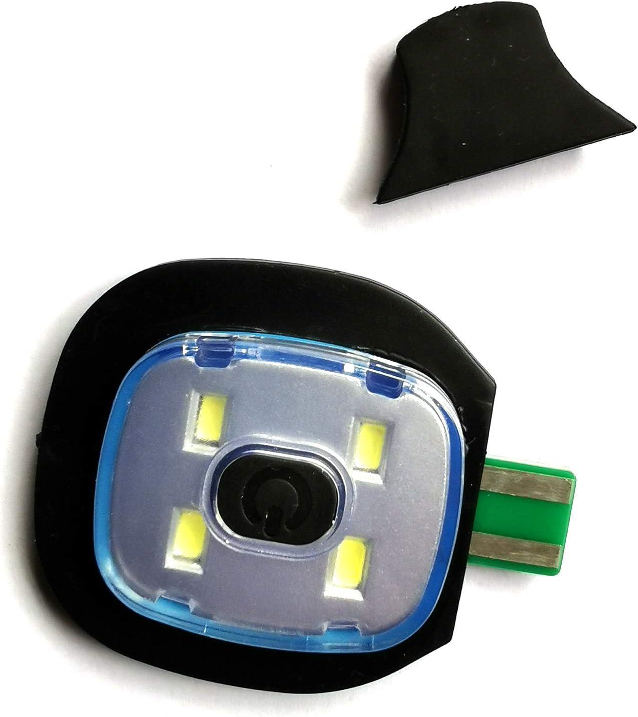 Doneioe Interfaz USB Deporte Sombrero de Tejer L/ámpara Oto/ño Invierno Temporada Deporte al Aire Libre Pesca Equitaci/ón Mantener Caliente Sombrero