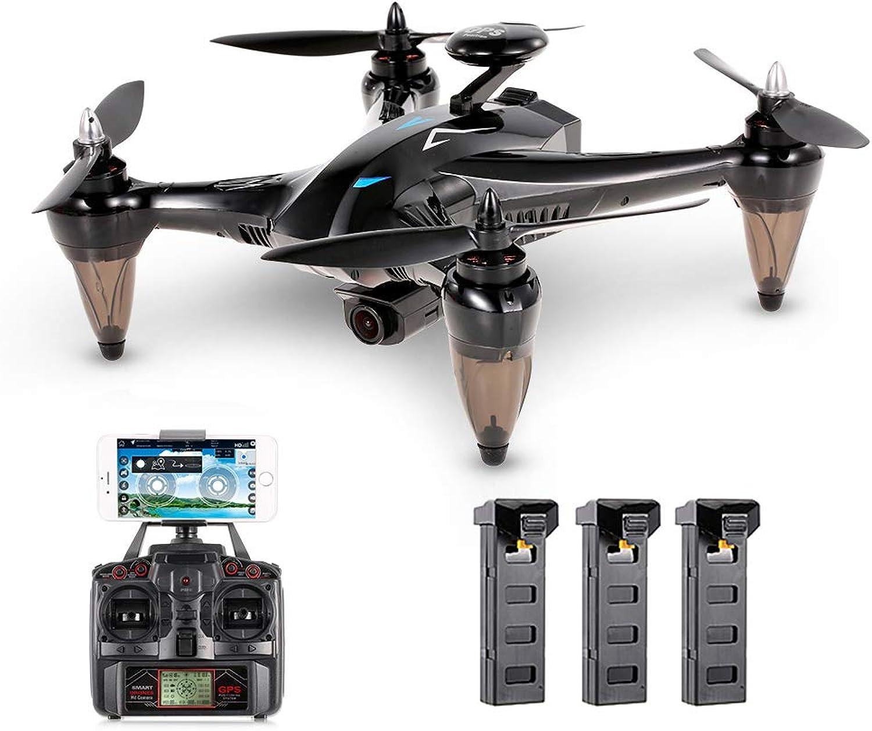 punto de venta Goolsky- Xinlin X198 5G 5G 5G WiFi 1080P Cámara Gran Angular Drone WiFi FPV Altitud Mantenga GPS RC Drone con 3 baterías  calidad de primera clase