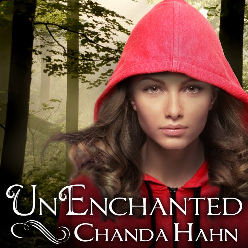 UnEnchanted audiobook cover art