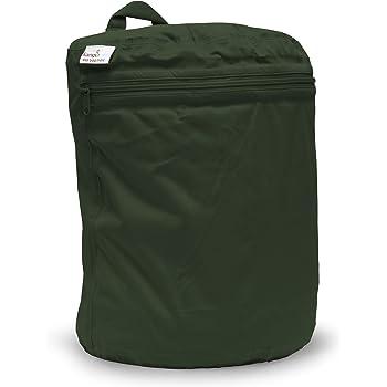 Kanga Care 3D Dimensional Seam Sealed Wet Bag Mini   Pine