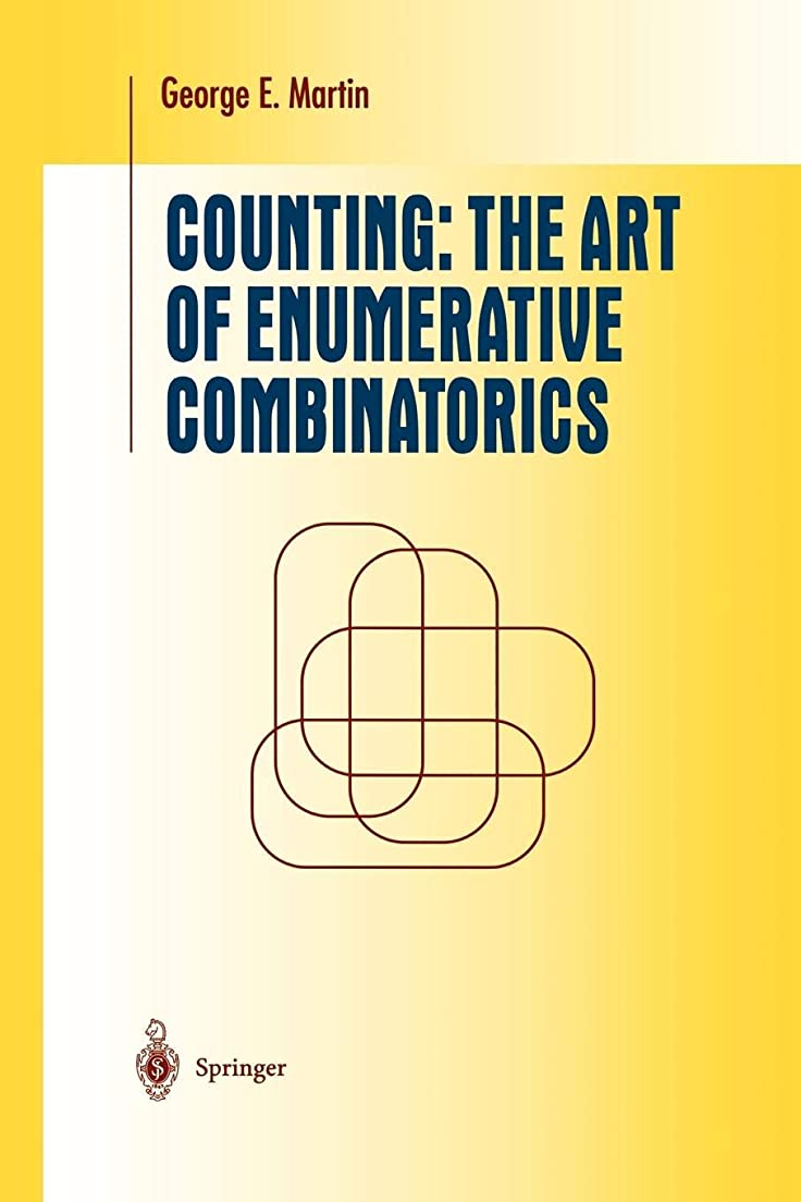 荷物廃棄する恥Counting: The Art of Enumerative Combinatorics (Undergraduate Texts in Mathematics)