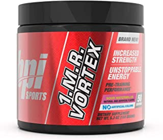 Bpi Sports 1.M.R. Vortex Pre-workout Powder, Sour Watermelon, 5.3 Ounce