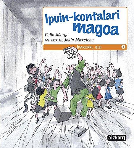 Ipuin-Kontalari Magoa (Irakurri, bizi)