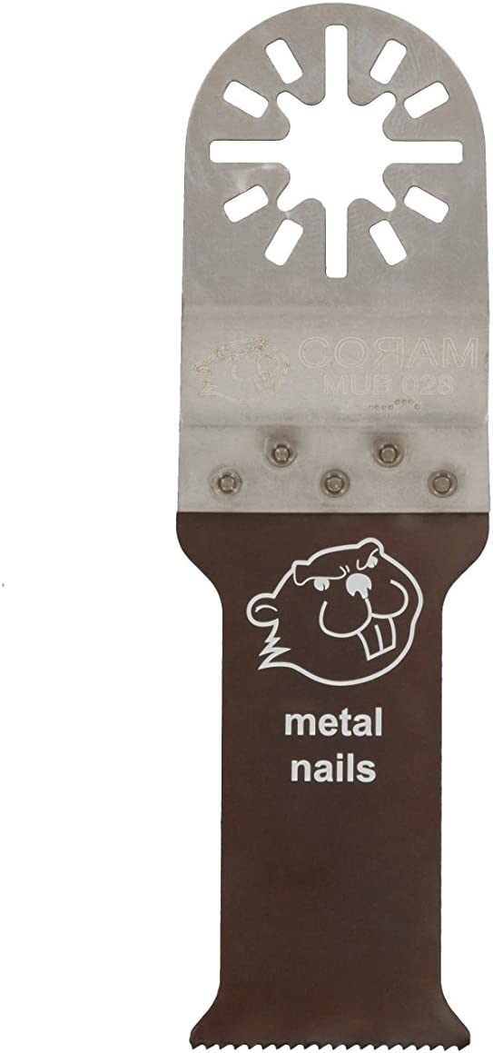 Coram Tools MUB 028 25 1-7 Universal Ranking TOP19 Tooth Multi-To Max 80% OFF 64