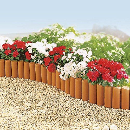 Prosper Plast ipal5-r624270x 24cm Garten Palisade–Terracotta