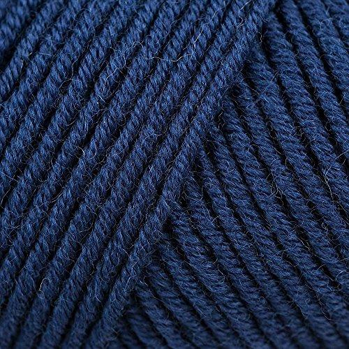 Merino 120 Superwash 0035 navy