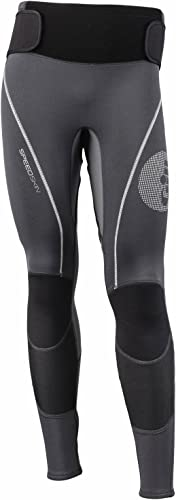 2016 Gill Speedskin 1.5mm Trousers Graphite Ash 4617