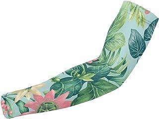 アームカバー 美味しいメロンと美しい花 腕袖 紫外線遮断 弾力抜群 柔らかい 気楽 肌触りよく 涼しい 人気 品質保証 吸水 速乾 通気性 男女兼用 薄手 ドライブ用品 スポーツ 耐久性