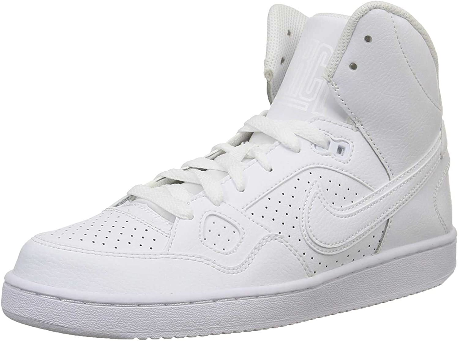 Nike - Son of Force Mid GS - color  White - Size  5.5US