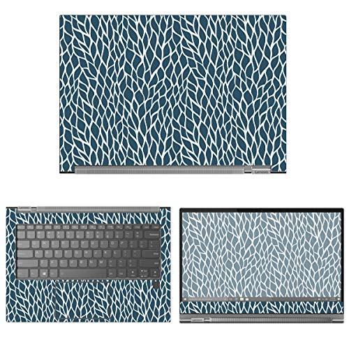 decalrus - Protective Decal Skin Sticker for Lenovo Yoga C930 (13.9
