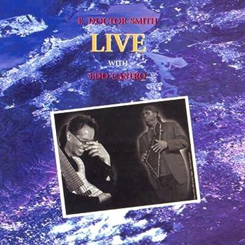 E. Doctor Smith LIVE With Edo Castro