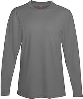 Hanes Mens Cool Dri Long Sleeve Performance T-Shirt (482L)
