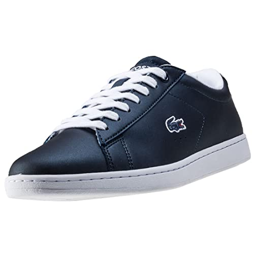 ad96d184dfe38f Lacoste Carnaby EVO 117 3 Womens Trainers