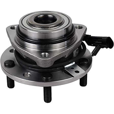 ECCPP Replacement for Front Wheel Hub Bearing for Chevy Blazer S10 GMC Jimmy 4WD 4x4 AWD w//ABS 513124