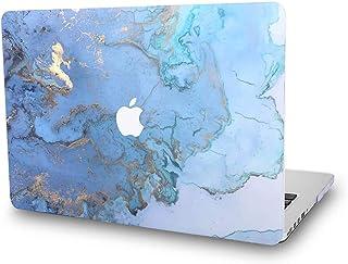 حافظة Docooler لجهاز MacBook Air 13/5.3 رقيقة للغاية مغطاة بالمطاط غطاء واقي لجهاز Apple 13 بوصة / 13.3 بوصة MacBook Air M...