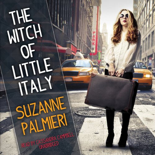 The Witch of Little Italy cover art