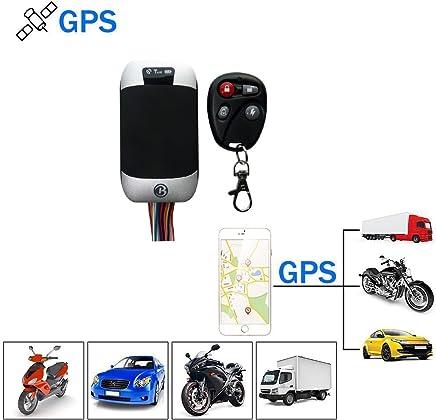 TKSTAR TK915 Rastreador GPS Coche Tiempo de Encendido 120 D/ías Localizador Localizaci/ón Veh/ículo en Tiempo Real negro Localizador GPS//A-GPS//LBS Localizador Antirrobo Coche Moto Bicicleta