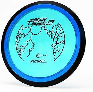 MVP Disc Sports Macro Tesla Proton Disc Golf Mini Distance Driver (80g / Colors May Vary)