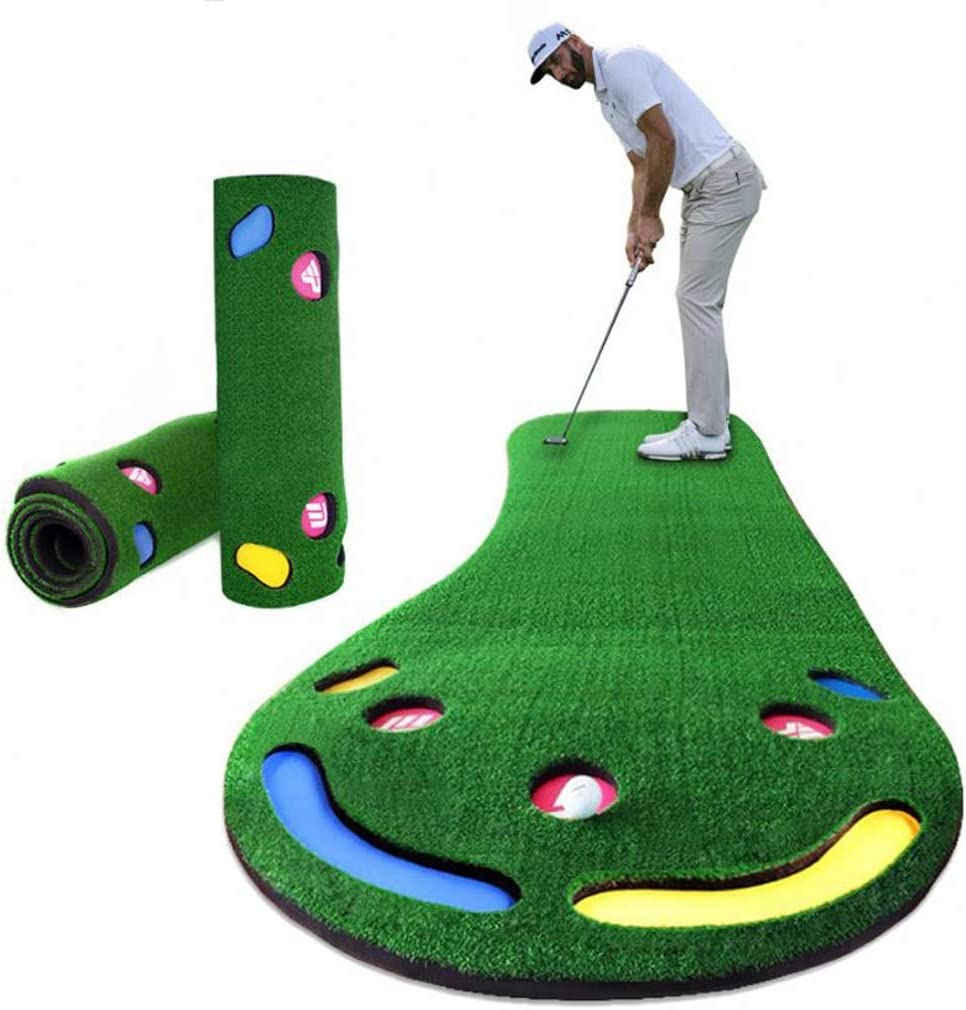 QAZWC-A1 Putting safety Green Golf Practi Indoor Outdoor Chipping Free Shipping New