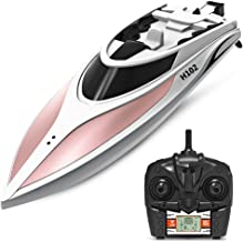 SGOTA RC Boat 2.4GHz Toy Boats High Speed 18MPH Remote Control Boat Fast RC Boat Racing for Lakes/Pools/Ponds (Only Works in Water),Adults or Kids,Boys or Girls