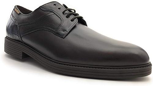 MOBILS - Flavien - Chaussures De Ville Derbies - Homme - Semelle Amovible   Oui - Marron