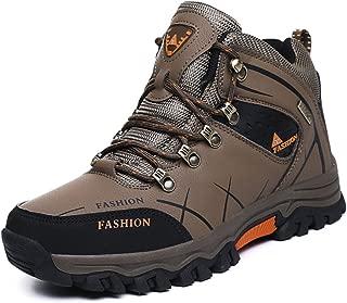 Men Winter Hiking Snow Boots Outdoor Backpacking Hiking Climbing Trekking Walking Shoes