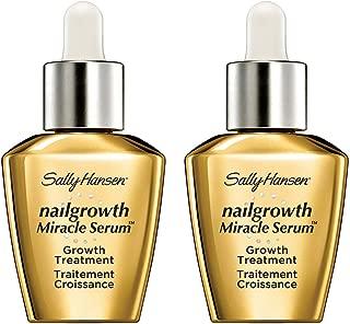 Sally Hansen Nail Treatment Nailgrowth Miracle Serum, 2 Count