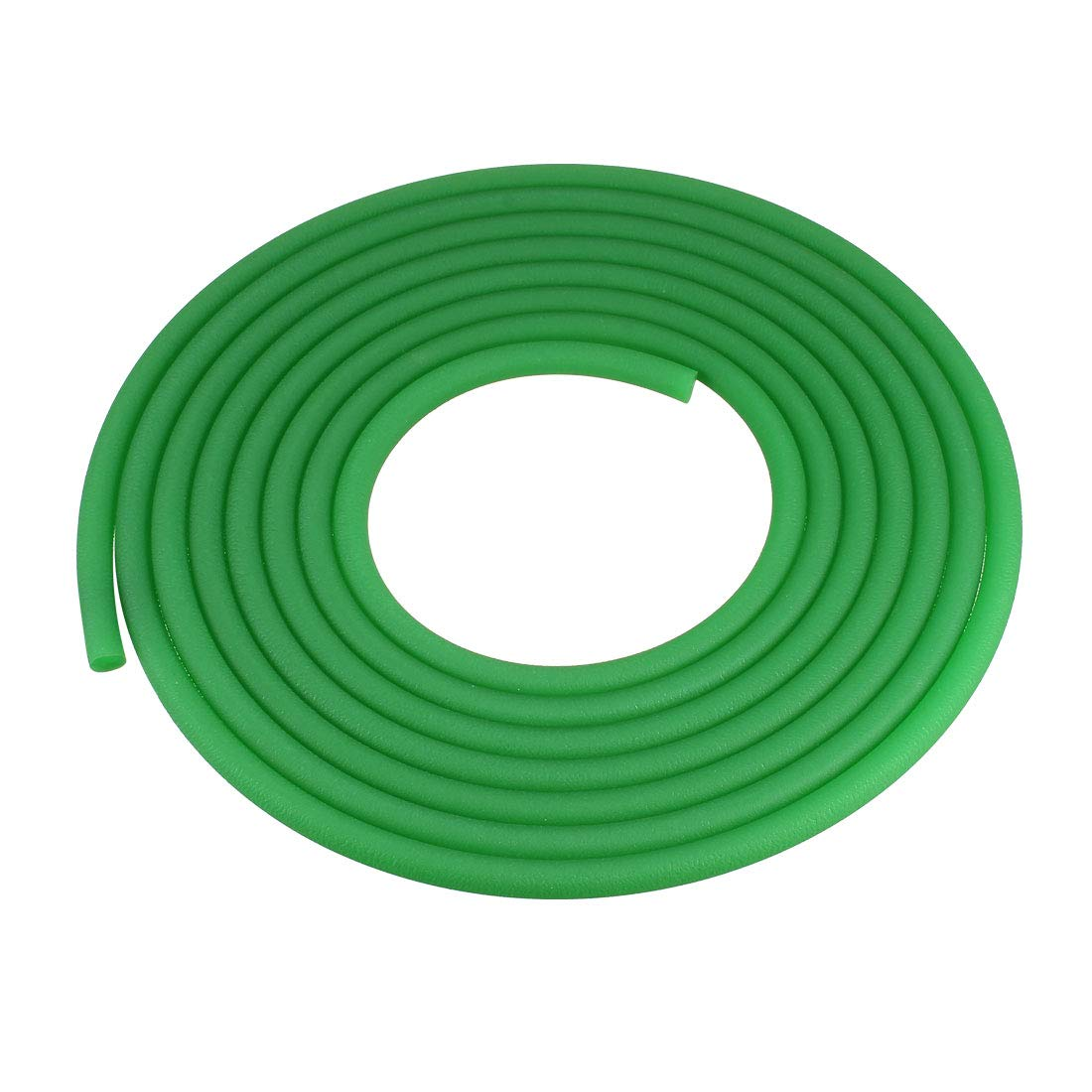 New York Mall uxcell 10ft Max 72% OFF 7mm PU Transmission High-Performance Belt Round Uret