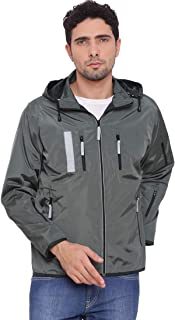 Unisex Travel Jacket with 18 Pockets and 29 Features