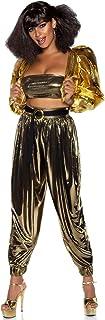 Leg Avenue Women's Studio Disco Dream 80's Costume