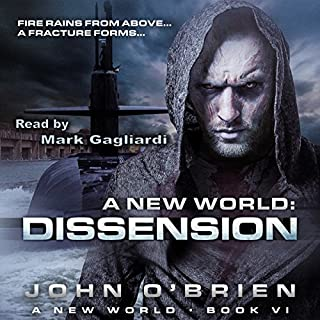 A New World: Dissension audiobook cover art