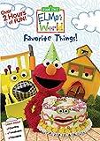 ST: ELMO'S WORLD: FAVORITE THINGS DVD