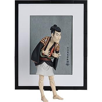 FREEing Table Museum: Otani Oniji III As Yakko Edobei by Sharaku Figma Action Figure