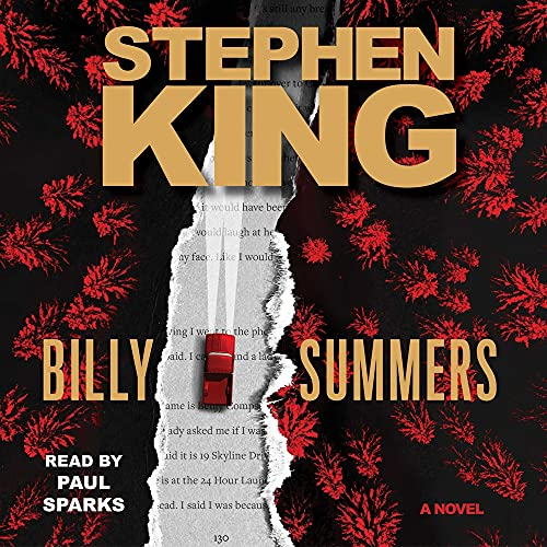 Billy Summers cover art