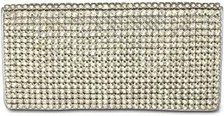 Swarovski Damen-Abendtasche MyBag Silver 21.5x9x2 cm 1072551