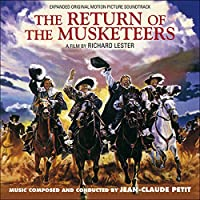 The Return of the Musketeers (OST) by Jean-Claude Petit