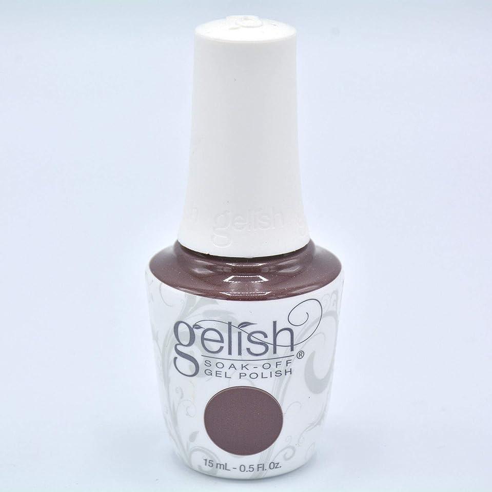 法律セットアップジェスチャーHarmony Gelish - Lust At First Sight - 0.5oz / 15ml