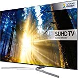 Abbildung Samsung UE65MU8000 (EU-Modell UE65MU8000) SUHD/4K LED TV, Flat