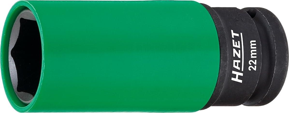 セッティング解説試用HAZET(ハゼット) インパクトソケット 21mm(深型) 903SLG-22