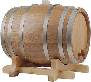 Vinification Bouteilles De Whisky Baril Vieillissement Du Vin Restaurant Boisson Barreled Cuisine Tonneau De Vin For 60L (...