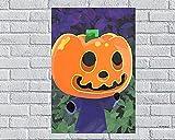 Dreacoss Animal Crossing New Horizons Island Villager Poster Descarga digital, decoración de pared de sala de estar, dormitorio, baño, cocina lista para colgar, sin marco 20 x 20 cm