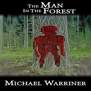 The Man in the Forest audiobook cover art