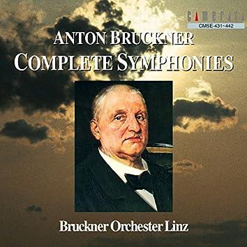 Bruckner: Complete Symphonies (Leopold Nowak Editions)