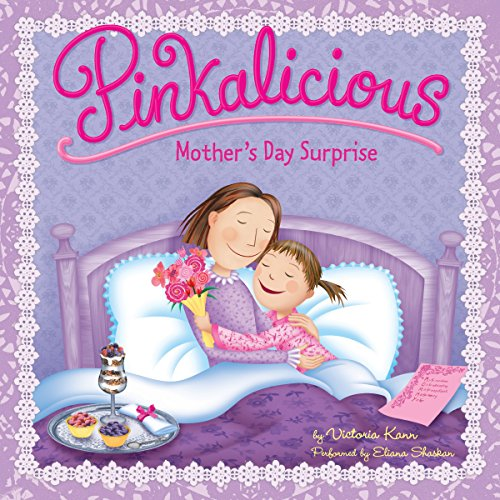 Pinkalicious: Mother's Day Surprise audiobook cover art