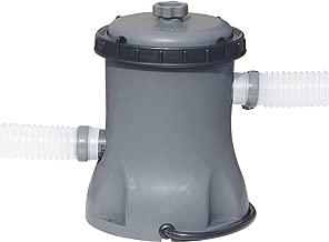 Bestway 58385E Flowclear Pool Pump, Gray