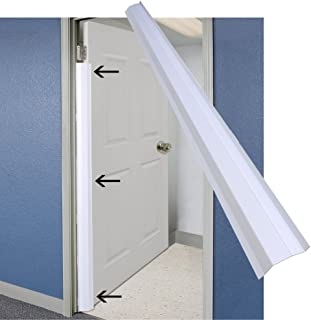 PinchNot Home Door Shield Guard for 90 Degree Doors - Finger Shield & Protector to Child Proof Your Door. by Carlsbad Safety Products