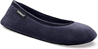 حذاء باليه مسطح للنساء فيكتوريا من isotoner