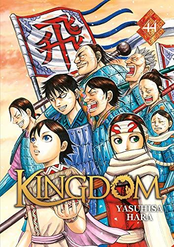 Kingdom Edition simple Tome 44