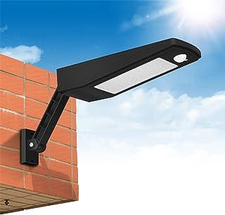 Solar Lights Outdoor, Security Lights with Motion Sensor, LED Street Lights Outdoor Waterproof, 48LEDs 900LM 4 Modes LED L...
